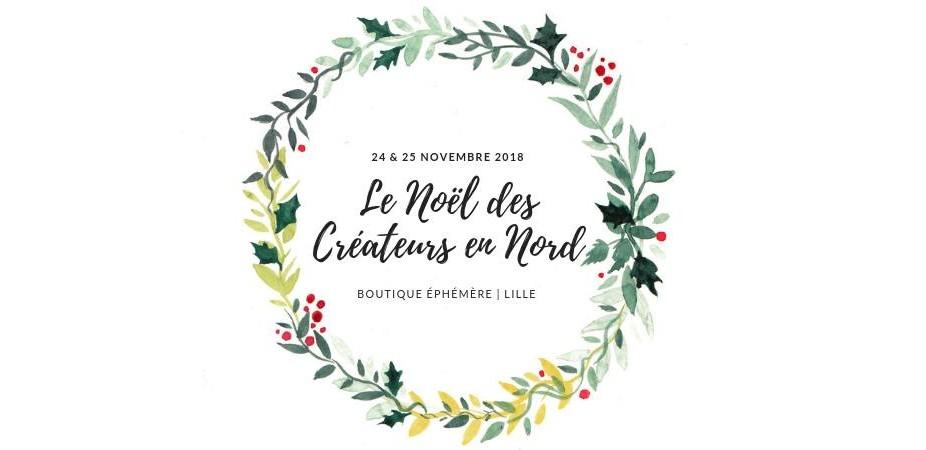 Noël des Créateurs en Nord