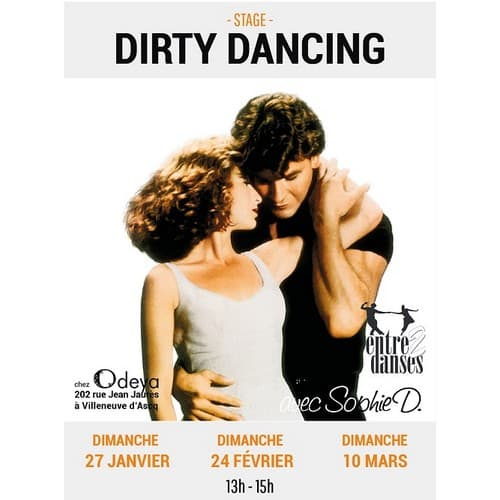 ODEYA - stage danse Dirty Dancing