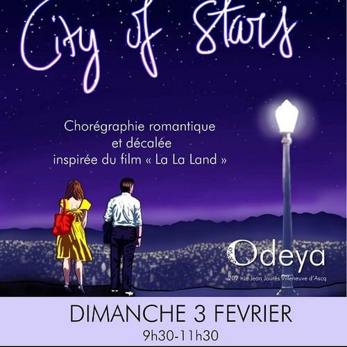 ODEYA - stage danse La la land