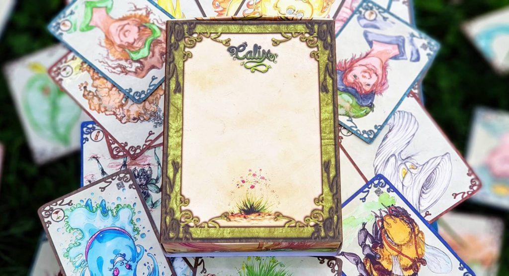 Jeu de cartes Calix