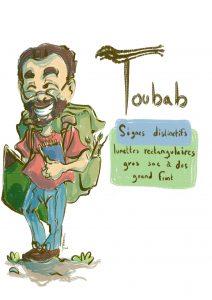 Meet the artist - Toubab