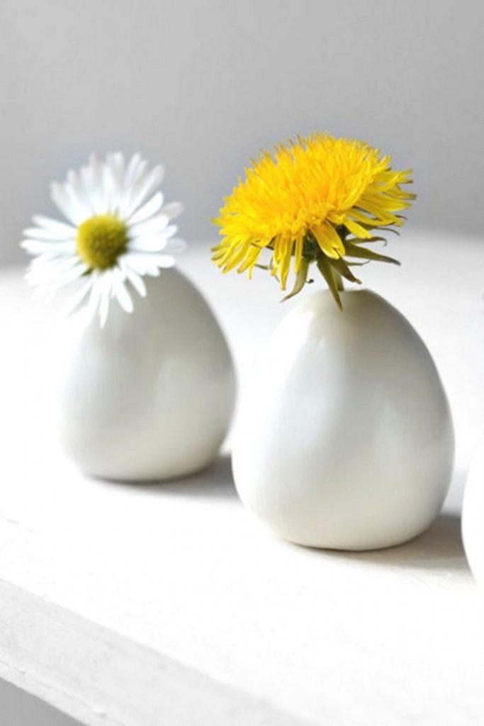 Mini vase porcelaine 12€ - MONOCHROMATIQUES