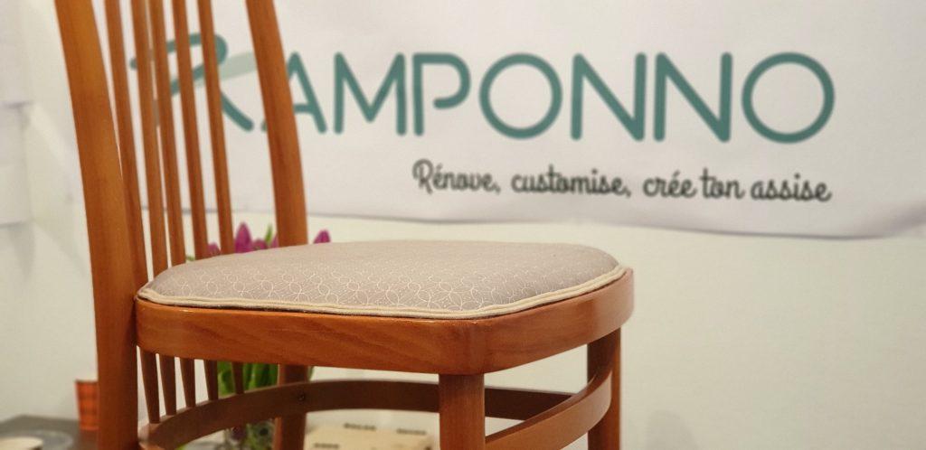 Dans l'atelier de Ramponno - chaise