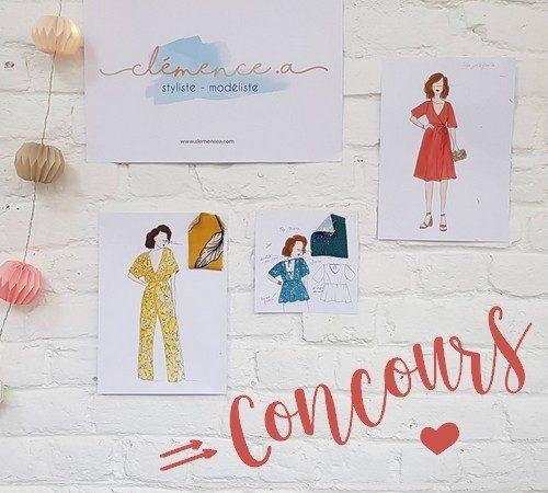 Concours pour un atelier couture